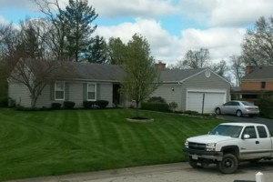 Photo #5: Grass cutting/ mowing. LOW price/ QUALITY work!