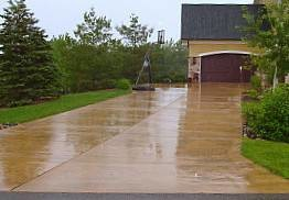 Photo #14: CONCRETE ALL TYPES - flatwork and stamped