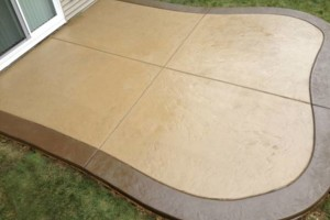 Photo #6: CONCRETE ALL TYPES - flatwork and stamped