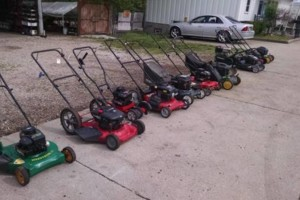 Photo #2: West Cincy Mower - Mower Service and Repair