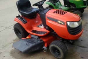 Photo #1: West Cincy Mower - Mower Service and Repair