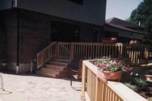 Photo #10: Quality Decks & Fencing - arbors, pergolas, trellis', decorative wells