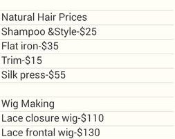 Photo #1: Wigs, Weaves, Crochet Braids