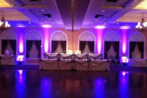 Photo #2: ATTENTION BRIDES! FREE UPLIGHTING! Book your Wedding Dj!