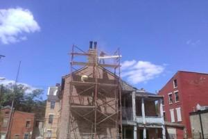 Photo #6: Expert masonry repair Matt Mason