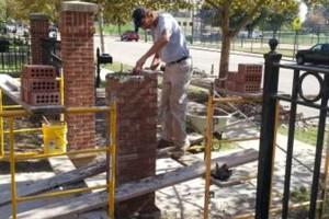 Photo #5: Expert masonry repair Matt Mason