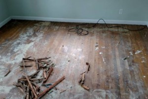 Photo #3: A&A Floor care&Janitorial Services. Hardwood refinishing/ rejuvenation