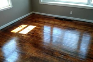 Photo #1: A&A Floor care&Janitorial Services. Hardwood refinishing/ rejuvenation