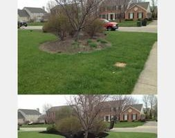 Photo #5: Curb Appeal Solutions. Mulching, mowing, landscaping