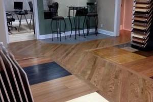 Photo #14: Lovell's hard wood. Hardwood Floor Installation. Sanding and Refinishing