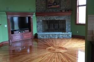 Photo #12: Lovell's hard wood. Hardwood Floor Installation. Sanding and Refinishing