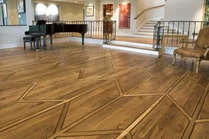Photo #5: Lovell's hard wood. Hardwood Floor Installation. Sanding and Refinishing