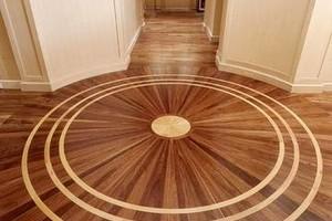 Photo #4: Lovell's hard wood. Hardwood Floor Installation. Sanding and Refinishing