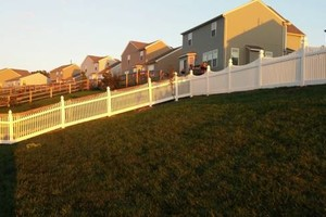 Photo #4: All pro fence. Fence Installation Professionals