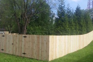 Photo #3: All pro fence. Fence Installation Professionals