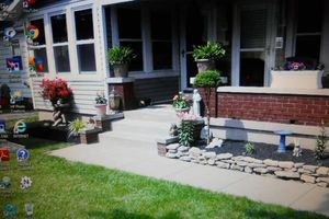 Photo #1: Queen City Lawn Company-landscape and mowing
