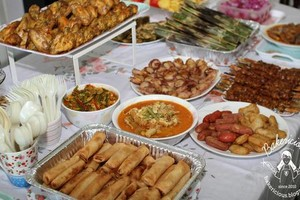 Photo #2: Looking for a Caterer? DeeGrace Catering! Quality food/exceptional service!