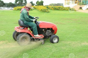 Photo #1: GRASS MOWING. REASONABLE FEES!
