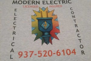 Photo #1: LICENSED ELECTRICIAN from Modern Electric