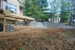 Photo #15: Retaining Walls, Brick Pavers, Stone Work