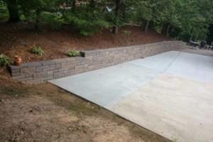 Photo #13: Retaining Walls, Brick Pavers, Stone Work