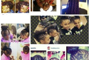 Photo #20: Professional licensed beautician DREADS/BRAIDS &...