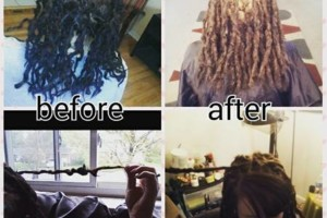 Photo #6: Professional licensed beautician DREADS/BRAIDS &...