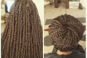 Photo #5: Professional licensed beautician DREADS/BRAIDS &...