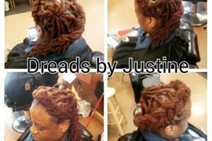 Photo #4: Professional licensed beautician DREADS/BRAIDS &...