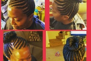 Photo #3: Professional licensed beautician DREADS/BRAIDS &...