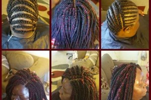 Photo #1: Professional licensed beautician DREADS/BRAIDS &...