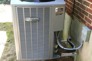 Photo #1: Air conditioning! 10 year warranty.