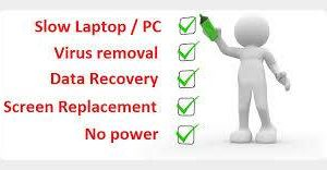 Photo #2: COMPUTER REPAIRS. Virus? Slow computer? Internet Problems?