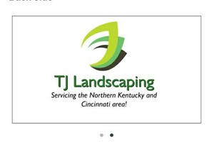 Photo #1: TJ Landscaping - weekly cuts, edging, gardening