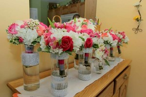 Photo #21: Petals On Park. Florist- Linens - glassware - vases