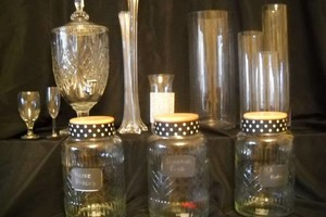 Photo #14: Petals On Park. Florist- Linens - glassware - vases