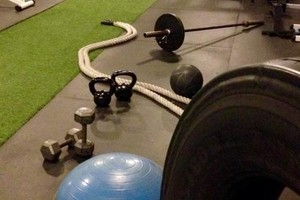 Photo #1: Personal Trainer. Specialties are senior fitness, cardio workouts!