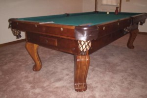 Photo #1: Best Billiards Inc. Pool Table Moving, Recovering