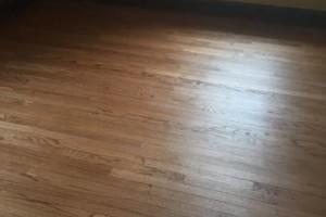 Photo #2: Morrison Hardwood floor refinishing and installation