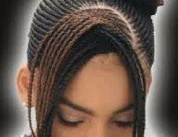 Photo #5: African hair styles... beautiful hair styles.