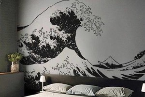 Photo #9: ABLE RENOVATION. HAND DRAWN/PAINTED MURALS & DESIGNS