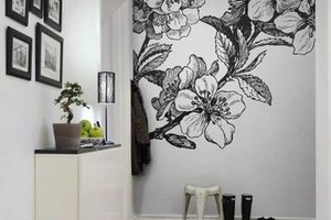 Photo #8: ABLE RENOVATION. HAND DRAWN/PAINTED MURALS & DESIGNS