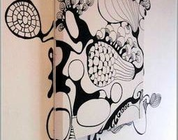 Photo #7: ABLE RENOVATION. HAND DRAWN/PAINTED MURALS & DESIGNS