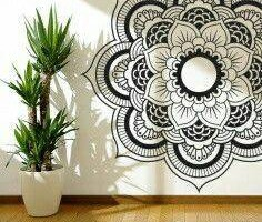 Photo #6: ABLE RENOVATION. HAND DRAWN/PAINTED MURALS & DESIGNS