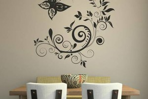 Photo #2: ABLE RENOVATION. HAND DRAWN/PAINTED MURALS & DESIGNS