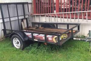 Photo #1: Small pickup/light hauling