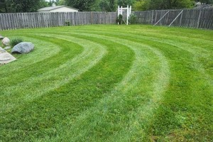 Photo #1: Lawn and Landscaping, We are Insured!