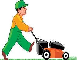 Photo #2: GRASS-CUT TREE SERVICE, PRESSWASHING, TILLING, LIGHT HAULING