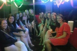 Photo #1: Blue Moon Party Bus Rental