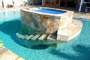 Photo #1: Natural Salt Pools LLC